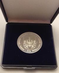 Münz-Etui - passend für Medaillen in 30mm