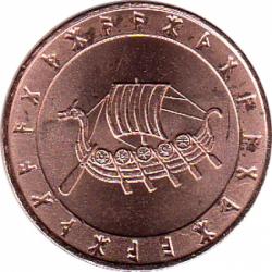 Larp Münze* - Nordmann - Kupfer*