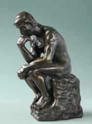 Statue - Pocket Art - Rodin -