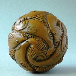 Statue - Pocket Art - Escher -