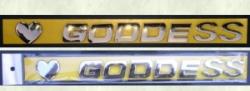 Auto Logo - Love Goddess