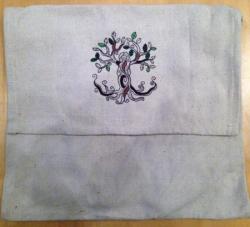 Umhänge- Tasche natur - Dryade
